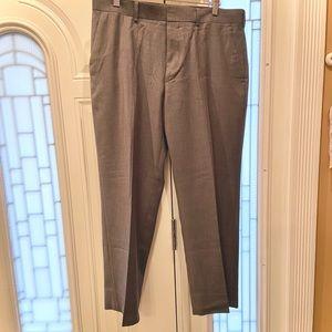 Gray Dress Pants 33x30